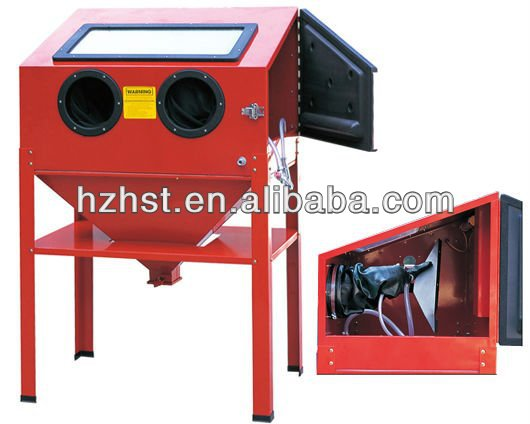 Sandblasting cabinet equipment SBC-220 for sale
