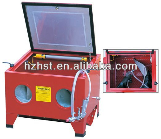Sandblasting cabinet equipment SBC-90 for sale