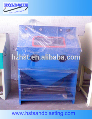 small dry sand blasting machine HST9060A