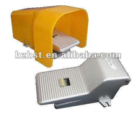 Foot pedal of sandblast machine