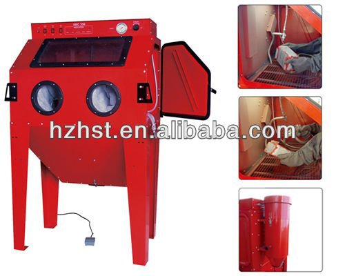 Sandblasting cabinet equipment SBC-350 for sale