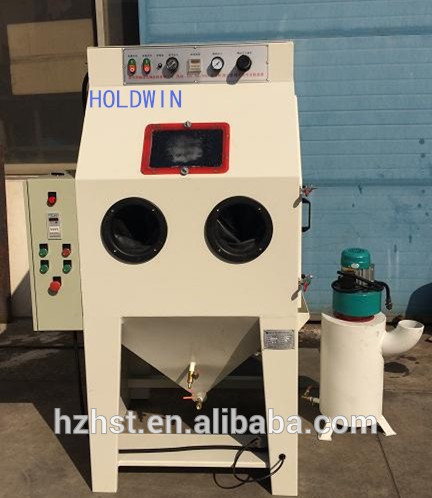 Wet Abrasive Sandblasting machine
