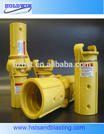 Sandblasting hose coupling for sale