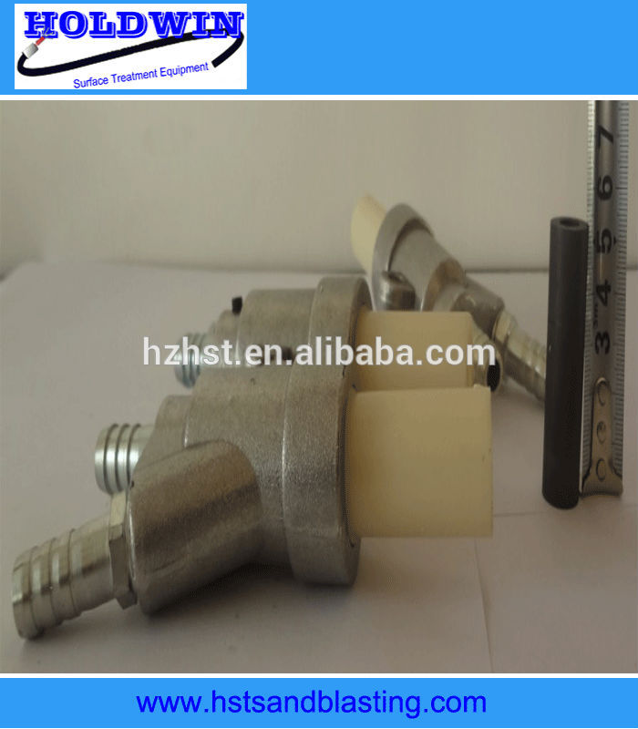 mini sanding blast gun for blasting cabinet