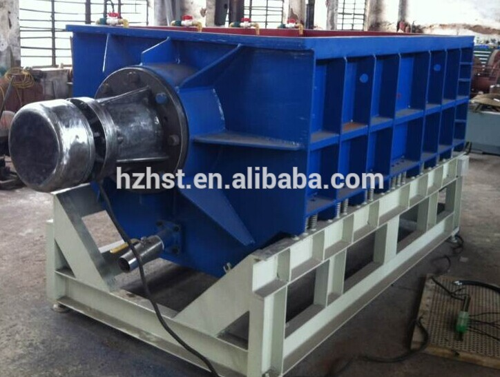 Long type Stone Vibratory finishing equipment