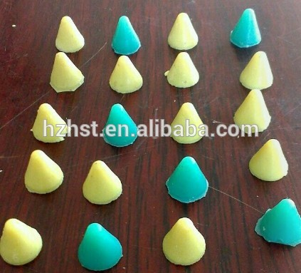 Cone Plastic stone for finishing