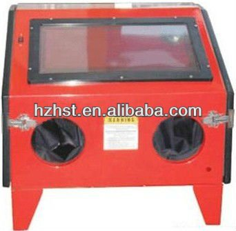 Sandblasting cabinet machine SBC-150 for sale