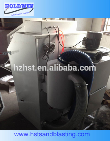 small dry sand blasting machine HST6050EA