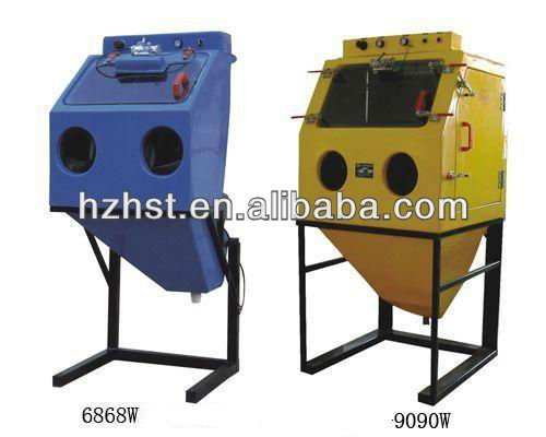 wet sand blasting machineHST-8070W