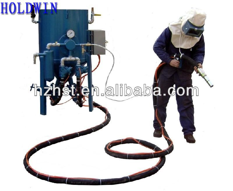 Pressure sand blasting pot for sales 6230p