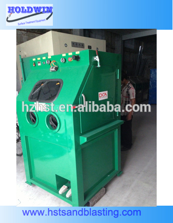 Stainless steel Water abrasive sand blasting machine 1212W