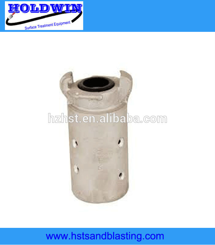 sandblasting couplings for blast hose/nozzles