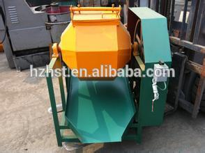 Rotating Barrel Deburring & Polishing Machine