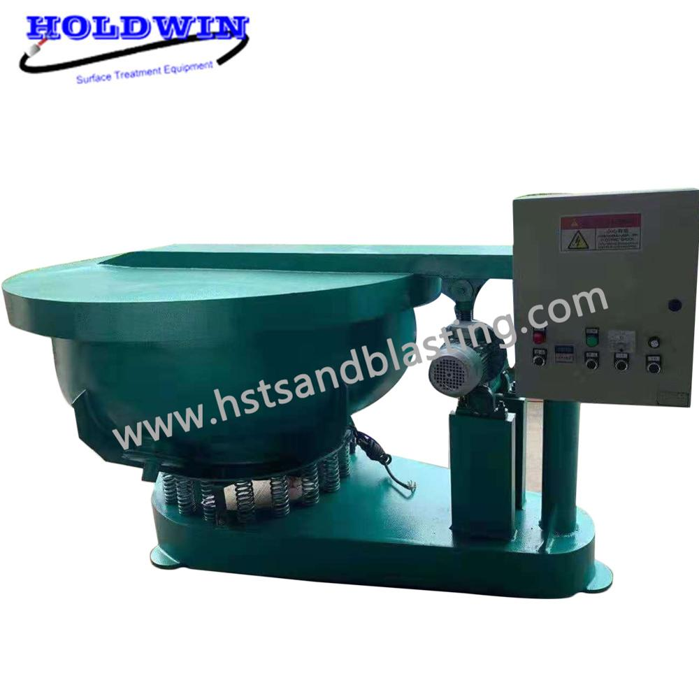 Holdwin Vibratory bowl feeder 300L with pneumatic free noise cover