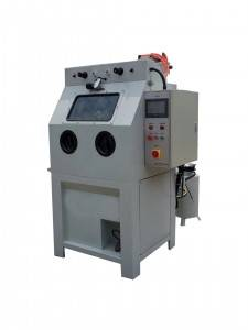 Automatic Water Sandblaster for blasting Moulds /Motors