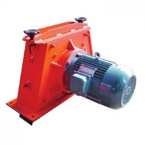 Shot blasting impeller