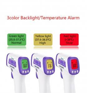 Electronic Infrared Forehead Thermometer