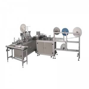 Big Discount Folding Dust Mask Machine - Functions and characteristics of fish mask machine – Sanying