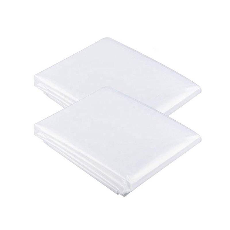 Nylon vacuum bag spot transparent gift rice food plastic bag fresh keeping plastic packaging bag can be customized Featured Image