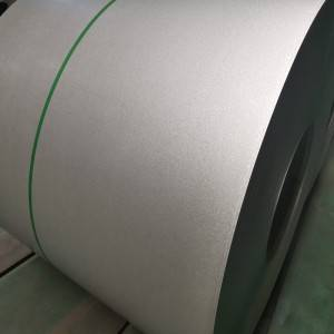 Hot dipped galvalume steel coils