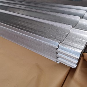 Galvalume Corrugated Steel Sheet