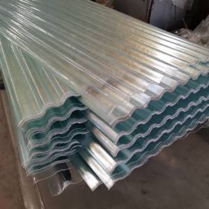 2020 China New Design Transparent Roofing Sheet - Frp Plastic Roofing Sheet – Essar