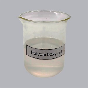 High early strength concrete additive polycarboxylate ether superplasticizer/PCE liquid