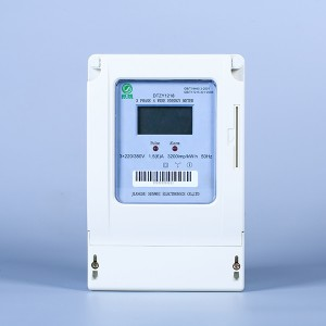 3Phase prepaid energy meter(ic card)