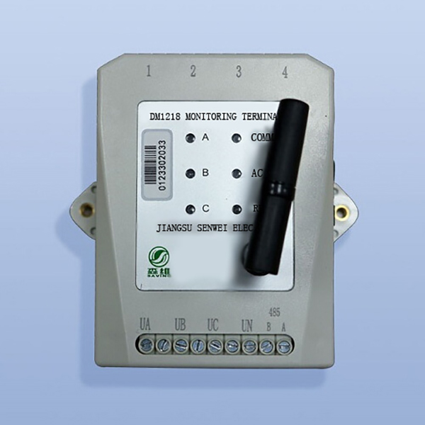 Electric energy efficiency monitoring terminal (4 channels) Featured Image