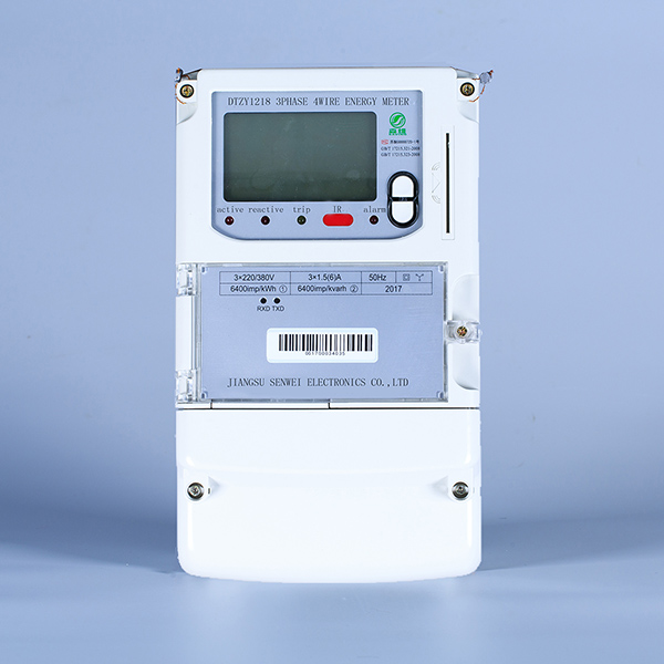 Three phase electronic energy meter(carrier, lora, gprs) Featured Image