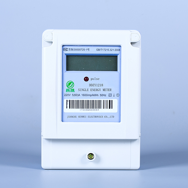 Single-phase simple multi-function electronic energy meter Featured Image