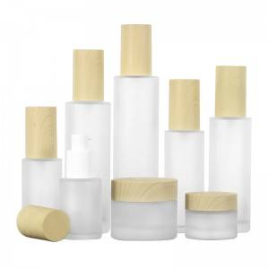 Wholesale cosmetic packaging lotion bottle