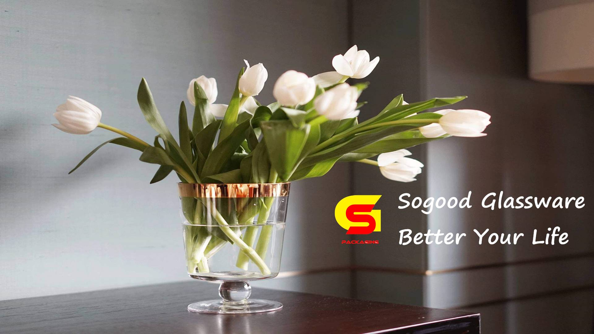 Sogood GlasswareBetter Your Life