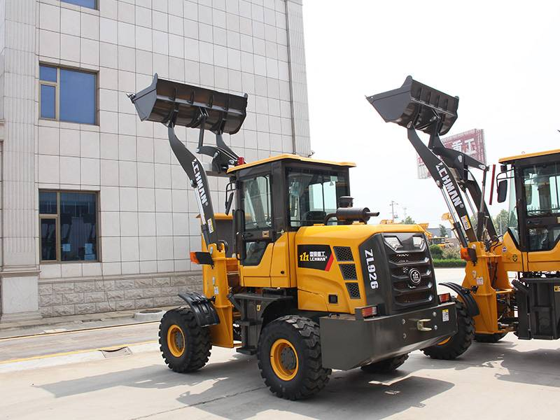 What are the characteristics of the Wheel Loaders steering system?