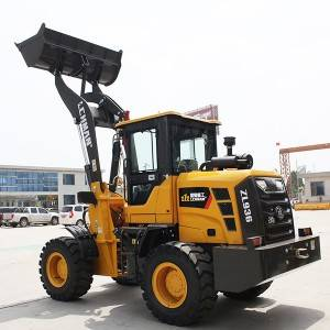 Wheel loaders ZL 936