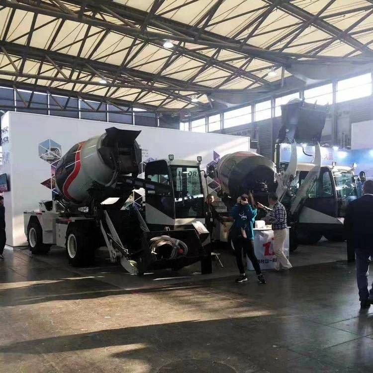 "SHANYI LENHAM ""shine"" 2019 China (Qingdao) International Agricultural Machinery Exhibition CAME"