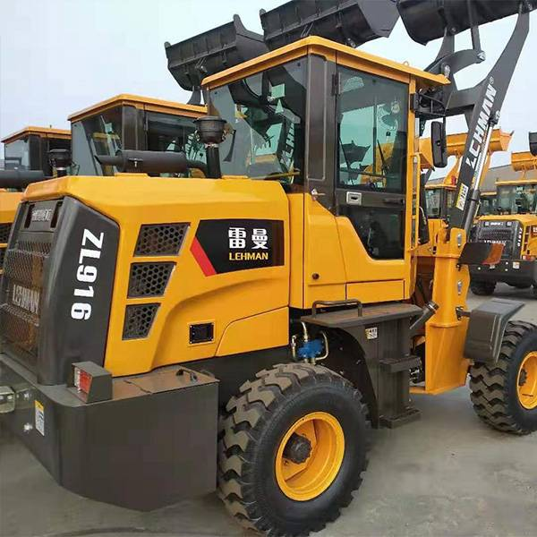 Wheel loaders ZL 916 Featured Image