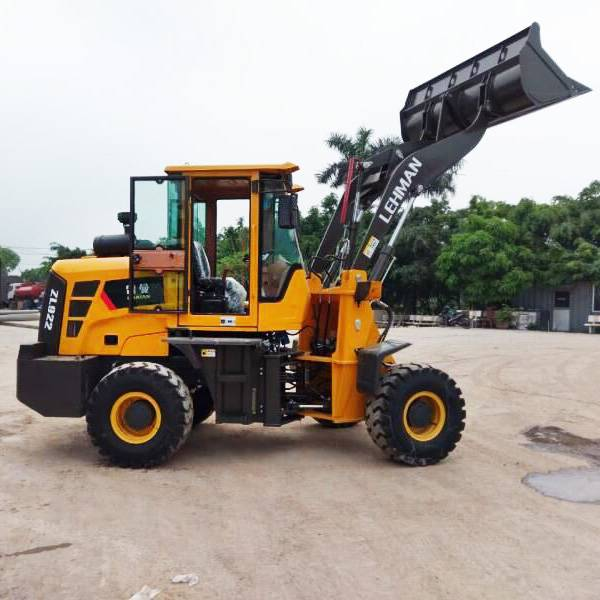 Wheel loaders ZL 922 Featured Image