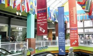 OUTDOOR BANNER CLOTH