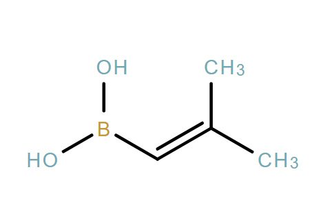 (2-Methylprop-1-en-1-yl)boronic acid
