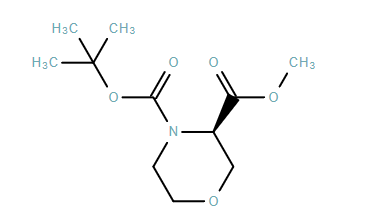 (R) – 4-boc-3-methylmorpholine-3-carboxylic acid