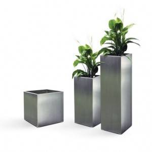 Contemporary design garden planter