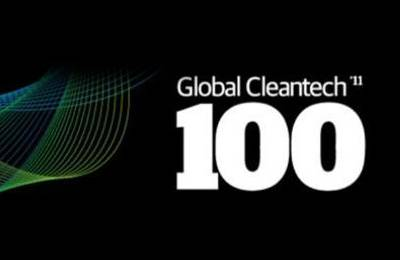 2011 global cleantech 100 award