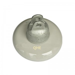 Porcelain Insulator ANSI 52-3/Ceramic Insulator for Transmission Line