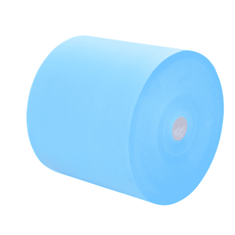 Breathable Film Coating PP Spunbond Non-Woven Fabric Rolls for Protective Isolation Gowns