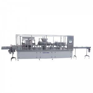 SSL Series Wash-Fill-Seal machine