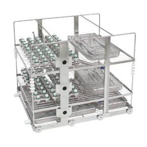 Dental Handpiece Washing Rack