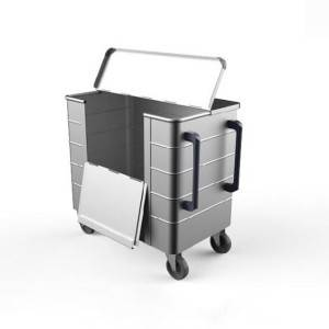Dressing Air-Proof Ditribution Trolley