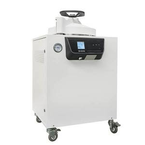Semi-Autoclave Vertical Type Autoclaves LMQ.C(Semi-automatic, 50L-80L)