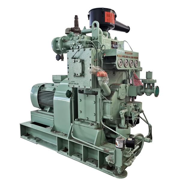 Air compressor complete